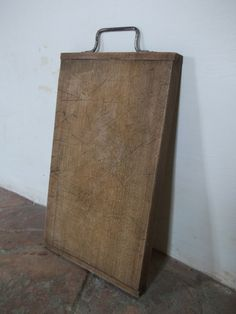 French Vintage Rustic Cutting Board. €54.99, via Etsy.