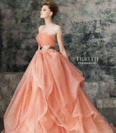 FIORETTI : 【JILLSTUART】2015新作♡ウェディングドレス&カラードレス【佐々木希他人気ブランド】 - NAVER まとめ