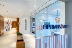 Tour Optimus | SBR's Office, Where Employees Are Art