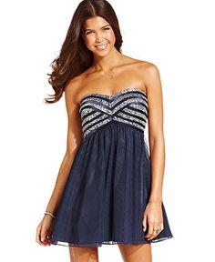 Spaghetti Strap Teen Dresses