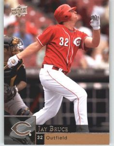 2009 Upper Deck #594 Jay Bruce - Reds (Baseball Cards) by Upper Deck. $0.98. 2009 Upper Deck #594 Jay Bruce - Reds (Baseball Cards)