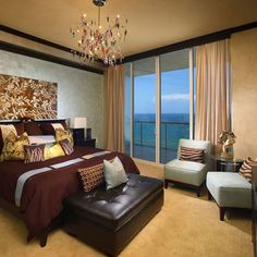 Perfect room for the guest and since I already live on the beach the balcony would be perfect for smokers.