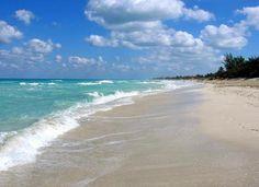 Amazing miles of beach in Varadero, Cuba Varadero Kuba, Book Hotel Online, Cuba Beaches, Travel Deals, Beach Fun, Hotel Reviews, See Photo, Beautiful Beaches, Travel Photos