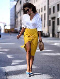 15 Most Stylish Semi Formal Attire For Women Fashion Over, Work Fashion, Fashion Outfits, Hipster Outfits, Fashion 2018, Classy Outfits, Chic Outfits, Latest Fashion, Fashion Ideas