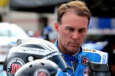 Kevin Harvick Photos Photos - Kevin Harvick, driver of the #4 Busch Beer Chevrolet, stands on the grid during qualifying for the NASCAR Sprint Cup Series Bass Pro Shops NRA Night Race at Bristol Motor Speedway on August 19, 2016 in Bristol, Tennessee. - Bristol Motor Speedway - Day 2