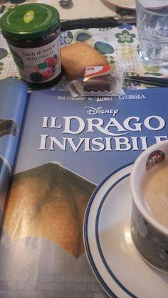 Oggi la mie cinecolazione sbarca nel mondo Disney con Il drago invisibile