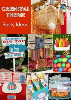 Summer Birthday Party ThemesHomes.com Inspiring You to Dream Big