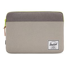 With an appealingly retro touch to its looks, Herschel Supply Co.'s Anchor Sleeve for MacBook provides plenty of style and fully padded protection.