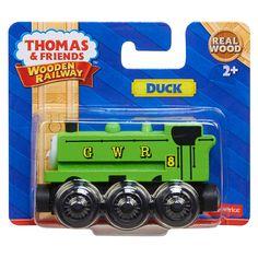 Thomas & Friends Wooden Railway Small Engine - Duck | Toys R Us Babies R Us Australia