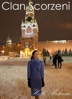 Hello, Melania Trump from Moscow! :)