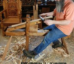 Build a shave horse