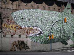 Street Art a Barcellona: Graffiti ed altre Meraviglie Effimere