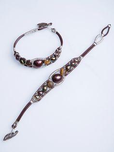 Harvest Wrap Bracelet