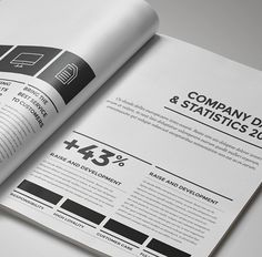 Design Marketing Brochure / A4 and US Letter on Behance