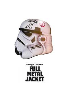 George Lucas's Full Metal Jacket #StarWars