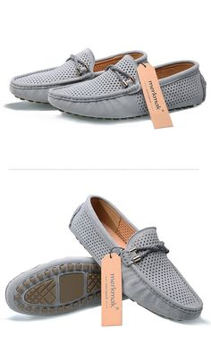 Summer genuine leather men shoes casual driving shoes leather moccasin soft breathable men flats brand shoes suede men loafers Item specifics: Brand Name: merkmak Department Name: Adult Item Type: casual shoes Shoes Type: Red Loafers, Loafers Men, Leather Men, Leather Shoes, Casual Shoes, Men Casual, Mode Mantel, Driving Shoes, Mens Fashion Shoes