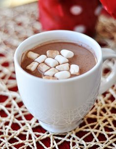 Homemade Hot Chocolate Mix | Mel's Kitchen Cafe
