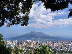 #landscape #sakurajima #shiroyama #kagoshima #kyushu