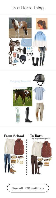 """Its a Horse thing."" by troubling-matters ❤ liked on Polyvore featuring Forever 21, Casetify, Full Tilt, ZeroUV, Nintendo, Tiffany & Co., H&M, Ariat, My Name Necklace and Tory Burch"