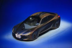 BMW Sees Its Future Shift to Ultimate Self-Driving Machine BMW Vision Next 100 concept automobile unveiled today.