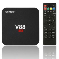Android 5.1 Smart TV BOX Latest 16.1 Quad Core $39.01 Description: Change your traditional TV & LCD monitor into a intelligent platform which just like a Tablet PC. V88 Smart Android TV Box is your great choice...   Please visit our online store to purchase, or for more details, and or to purchase our other products.  #Trending #Clearance #Android #TVBOX #V88 #QuadCore