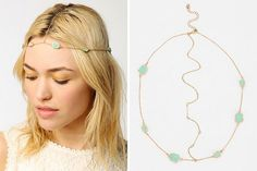 Crystal Goddess Chain Wrap | 40 Hair Accessories You Can Buy or DIY