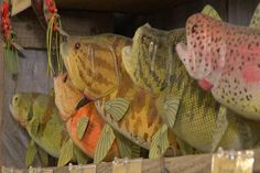 Jack's Journal: Carved Fish Decoys - Northern Michigan's News Leader