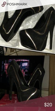 High Heels Never worn. styluxe Shoes Heels