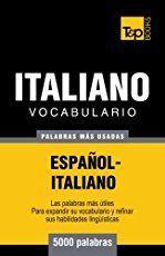 Saber Italiano - Tarjetas de Vocabulario para aprender italiano