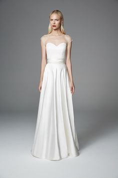 """Jennifer Regan """"Wilderbloom"""" Bridal Gown Collection"""