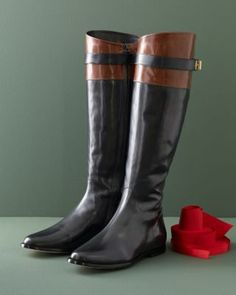 Cole Haan Daelin Riding Boots