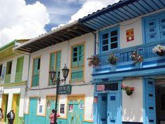 Salento, Quindio, Colombia.