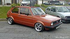 VW Golf Mk1 Fuchs Wheels