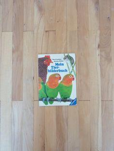 Mein Tierbilderbuch von HelloPolly auf DaWanda.com