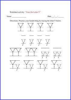 math worksheet : letter y worksheet for kindergarten  preschool  pinterest  : Letter Y Worksheets Kindergarten