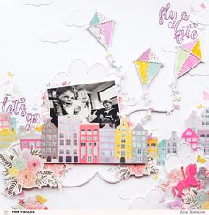 6×6 Paper Pad: Let's Go Fly A Kite!