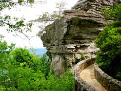 Rock City in Chattanooga, TN