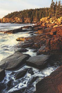 Acadia National Park, Maine | Dustin McGrew