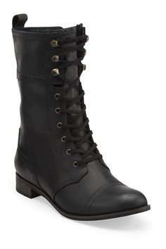 Lace up boots / Clarks
