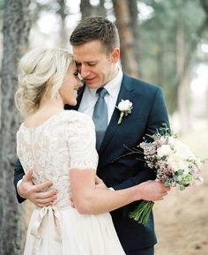 Bloom Lake Barn Wedding - Minneapolis Wedding Photographer - Monica and Joel Purple Wedding, Dream Wedding, Wedding Day, Wedding Bride, Wedding Ceremony, Modest Wedding Dresses, Wedding Gowns, Bridal Gown, Lds