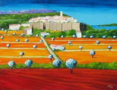 LA CÔTE D'AZUR - THE FRENCH RIVIERAWelcome to the official website of Jean-Claude Tron Saint Tropez, Palm Beach, La Croisette, Claude, French Riviera, Golf Courses, Website, Art, Paintings