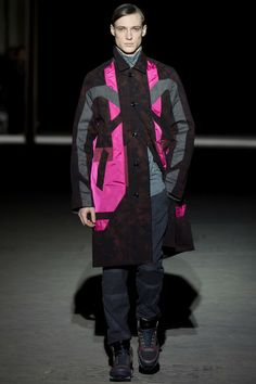 Dries Van Noten   Fall 2014 Menswear Collection   Style.com