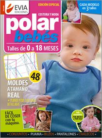 Polar BEBES - Especial 2016 Polaroid, Diy And Crafts, Sewing, Face, Animal, Patterns, Shape, Little Girl Clothing, Sewing Magazines