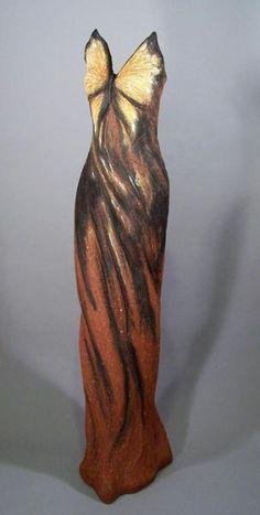 like this but tree Denise Romecki Ceramic Sculpture Textile Sculpture, Pottery Sculpture, Sculpture Clay, Pottery Art, Sculpture Ideas, Sculptures Céramiques, Ceramic Sculptures, Ceramic Figures, Ceramics Projects