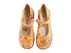 """Arcopedico Scala Flower - Zappos.com Free Shipping BOTH Ways """"these are o so very cute!"""""""