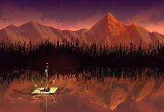 Alaskan Vacation by PascalCampion.deviantart.com on @deviantART