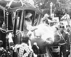 24 August 1904 ~ the baptism of Tsarevich Alexei Nikolaevich Romanov of Russia…