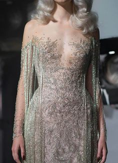 haute couture fashion Archives - Best Fashion Tips Couture Fashion, Runway Fashion, Fashion Outfits, Haute Couture Gowns, Elie Saab Couture, Woman Fashion, Dress Fashion, Fashion Fashion, Evening Dresses