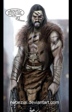 Kraven the Hunter: A famous big game hunter who became a mercenary and later developed an intense obsession with restoring honor to his name. Kraven has been known as a major threat for Spider-Man and leaving a legacy during his demise.