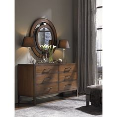 Lexington Furniture 456-222 11 South Boutique Dresser